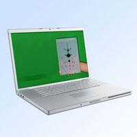Der Harmony Omega Computer Desktop Hintergrund